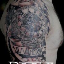 Tatuaje sombras hombre