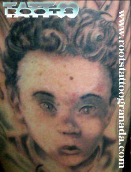 Tatuaje en sombras