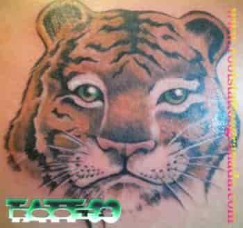 Tatuaje animal