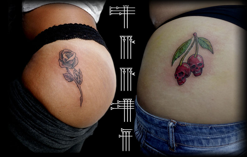 Tatuajes coquetos