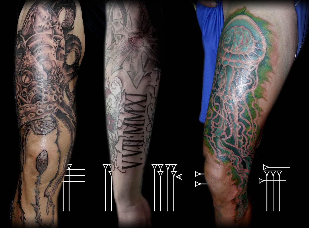 Tatuajes grandes