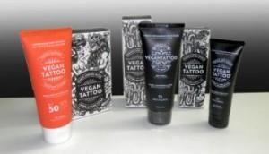 Crema para curación del tatuaje