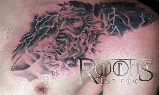 Tatuaje Jupiter