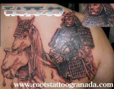 Tatuaje estilo propio, Roots Tattoo Granada